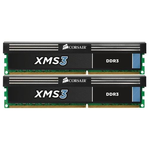 Оперативная память 4 ГБ 2 шт. Corsair CMX8GX3M2A1333C9