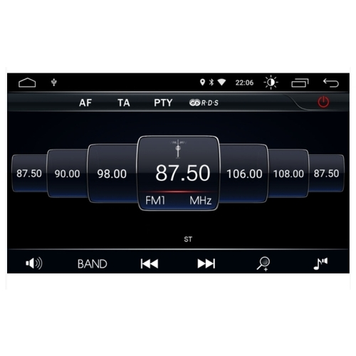 Автомагнитола ROXIMO S10 RS-2010 Hyundai Creta (Android 8.1)
