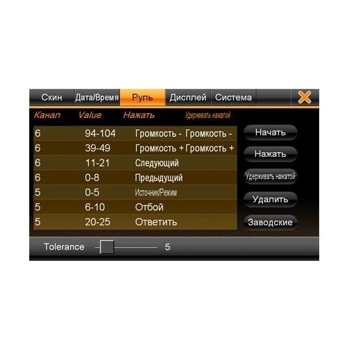 Автомагнитола Intro CHR-1611 H5