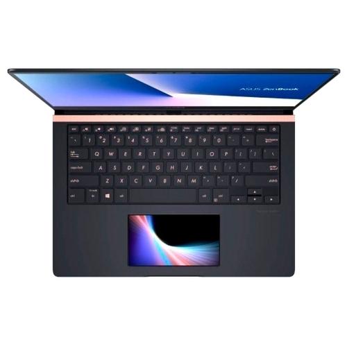 "Ноутбук ASUS ZenBook Pro 14 UX480FD-BE012T (Intel Core i7 8565U 1800MHz/14""/1920x1080/16GB/512GB SSD/DVD нет/NVIDIA GeForce GTX 1050 4GB/Wi-Fi/Bluetooth/Windows 10 Home)"
