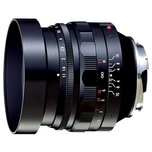 Объектив Voigtlaender 50mm f/1.1 Nokton Leica M