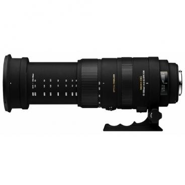 Объектив Sigma AF 50-500mm f/4.5-6.3 APO DG OS HSM Canon EF