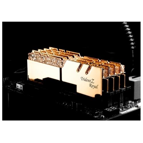 Оперативная память 8 ГБ 4 шт. G.SKILL F4-3600C18Q-32GTRG
