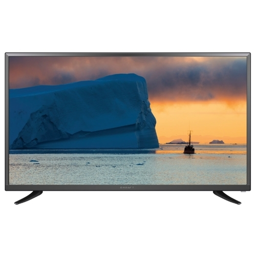 Телевизор KRAFT KTV-С43FD02T2CI