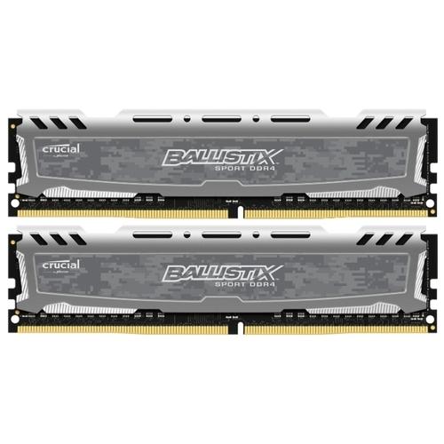 Оперативная память 8 ГБ 2 шт. Ballistix BLS2C8G4D240FSBK