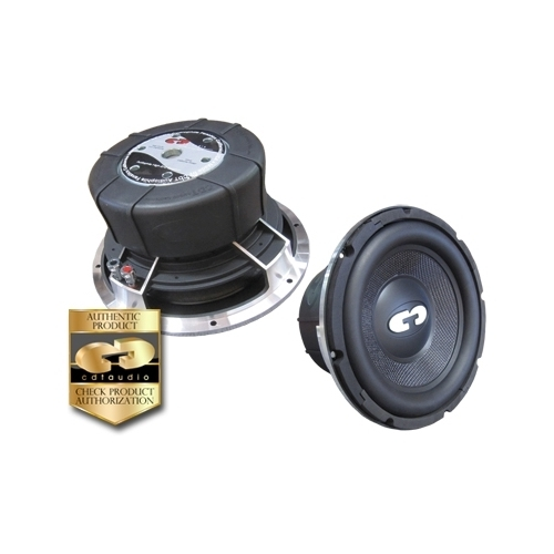 Автомобильный сабвуфер CDT Audio QEX-1020