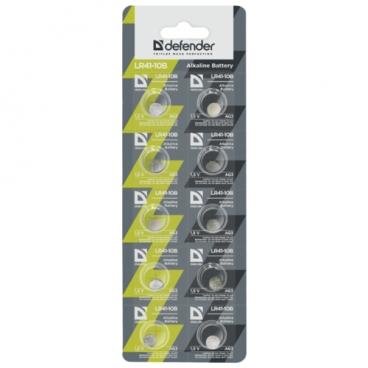 Батарейка Defender LR41