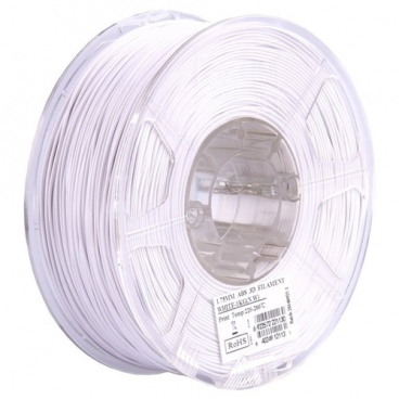 ABS пруток ESUN 1.75 мм белый
