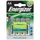 Аккумулятор Ni-Mh 2300 мА·ч Energizer Accu Recharge Extreme AA