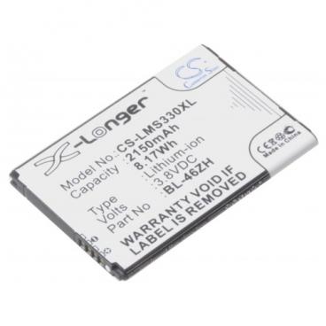Аккумулятор Cameron Sino CS-LMS330XL для LG Escape 3/K332/K371/K372/K7 X210DS