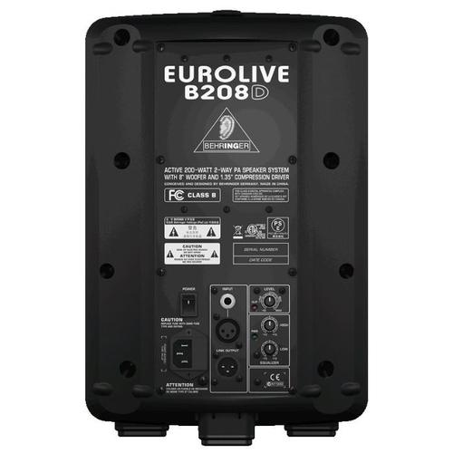 Акустическая система BEHRINGER Eurolive B208D
