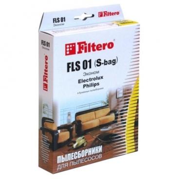 Filtero Мешки-пылесборники FLS 01 Эконом