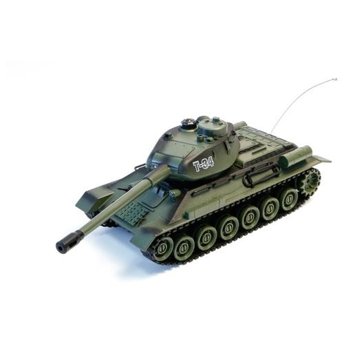 Танк Zegan Т-34 (99809) 1:28