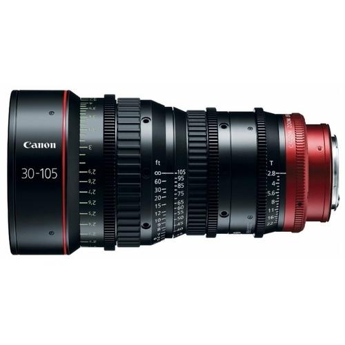 Объектив Canon CN-E 30-105mm T2.8 L S
