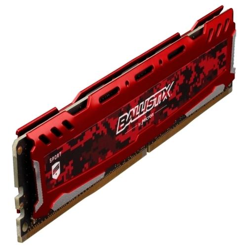 Оперативная память 8 ГБ 1 шт. Ballistix BLS8G4D26BFSEK