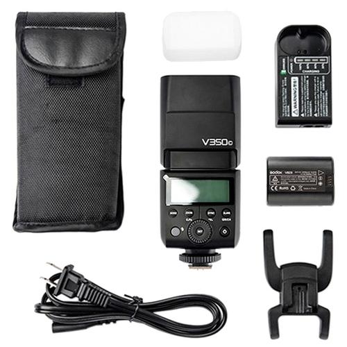 Вспышка Godox V350C for Canon