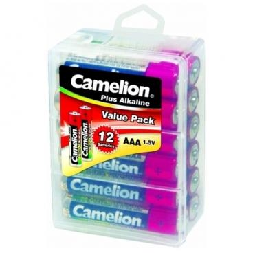 Батарейка Camelion Plus Alkaline AAA