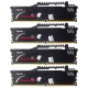 Оперативная память 4 ГБ 4 шт. Apacer Commando DDR4 2400 DIMM 16Gb Kit (4GBx4)