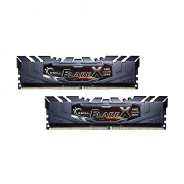 Оперативная память 8 ГБ 2 шт. G.SKILL F4-2400C16D-16GFX