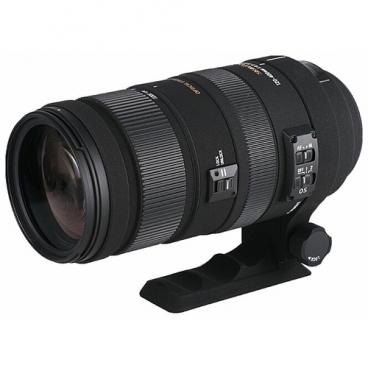 Объектив Sigma AF 120-400mm f/4.5-5.6 APO DG OS HSM Minolta A