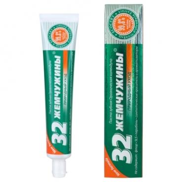 Зубная паста Modum 32 Жемчужины Органическая календула