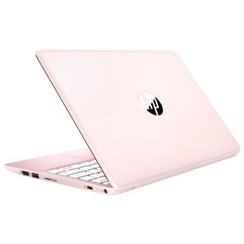 "Ноутбук HP Stream 11-aj0002ur (Intel Celeron N4000 1100 MHz/11.6""/1366x768/4GB/64GB eMMC/DVD нет/Intel UHD Graphics 600/Wi-Fi/Bluetooth/Windows 10 Home)"