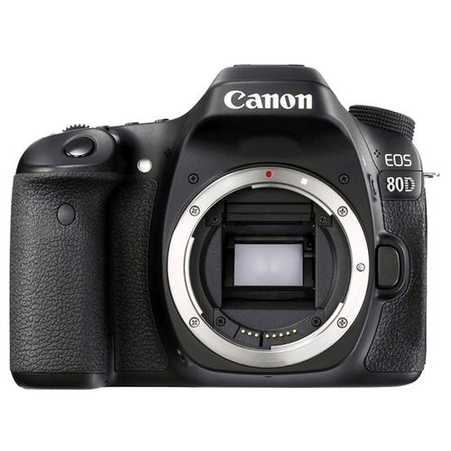 Фотоаппарат Canon EOS 80D Body
