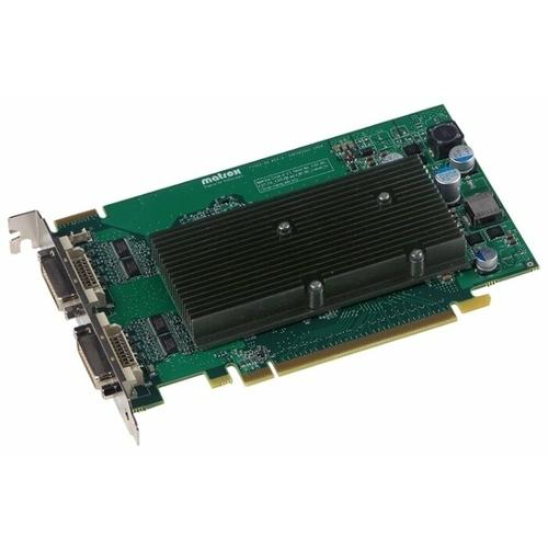 Видеокарта Matrox M9125 PCI-E 512Mb 64 bit 2xDVI