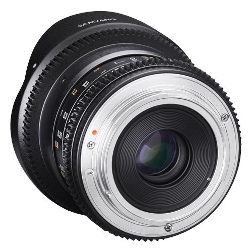 "Объектив Samyang 12mm T3.1 ED AS NCS VDSLR Fish-eye Minolta A"""