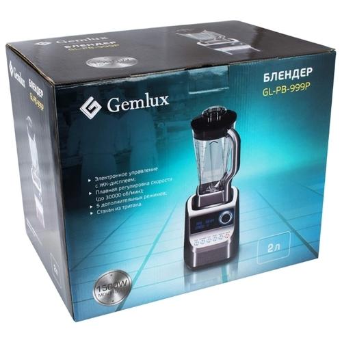 Стационарный блендер Gemlux GL-PB-999P