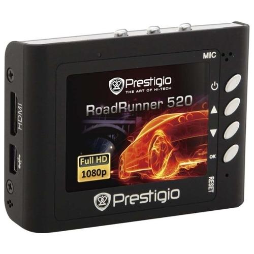 Видеорегистратор Prestigio RoadRunner 520