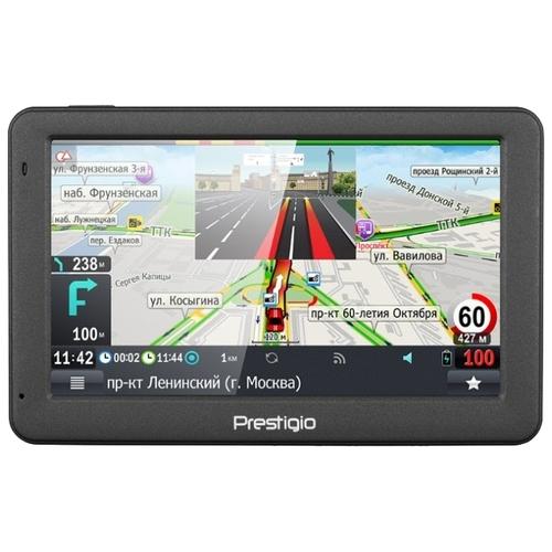 Навигатор Prestigio GeoVision 5059 Progorod