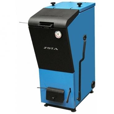 Твердотопливный котел ZOTA Carbon 26 26 кВт одноконтурный
