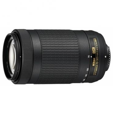 Объектив Nikon 70-300mm f/4.5-6.3G ED AF-P DX