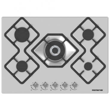 Варочная панель Remenis REM-2156 inox
