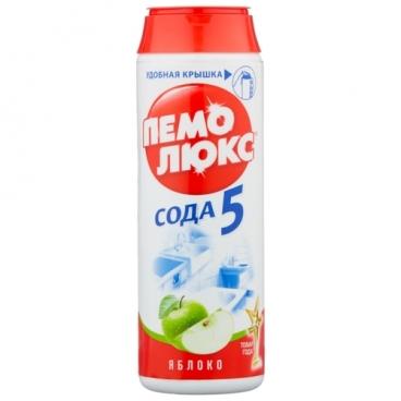 Чистящее средство Сода 5 Яблоко Пемолюкс