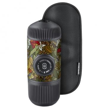Кофеварка рожковая Wacaco Nanopresso c жёстким чехлом