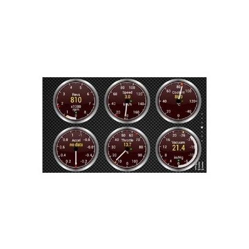 Автомагнитола CARMEDIA KDO-1035