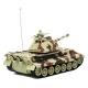 Танк Пламенный мотор King Tiger (87554) 1:28