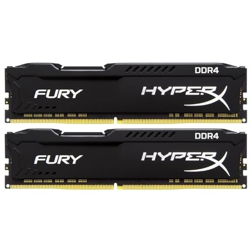 Оперативная память 4 ГБ 2 шт. HyperX HX426C15FBK2/8