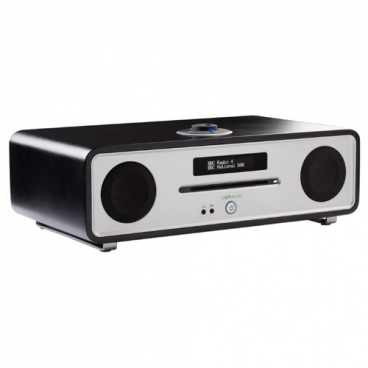 Музыкальный центр Ruark Audio R4MK3 Soft Black Lacquer