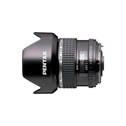 Объектив Pentax SMC FA 645 45mm f/2.8