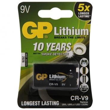 Батарейка GP Lithium 9V Крона