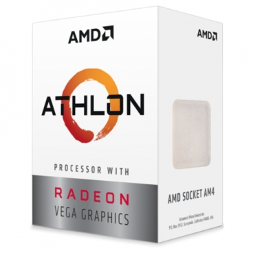 Процессор AMD Athlon 240GE