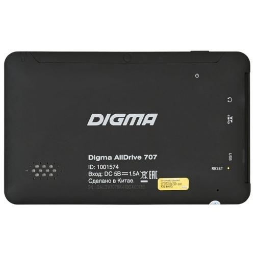 Навигатор Digma AllDrive 707