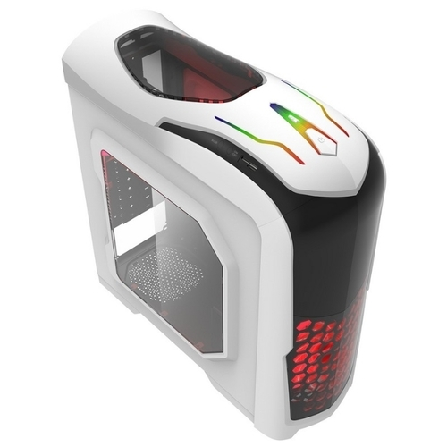 Компьютерный корпус GameMax G539 RGB White