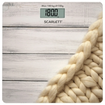 Весы Scarlett SC-BS33E089
