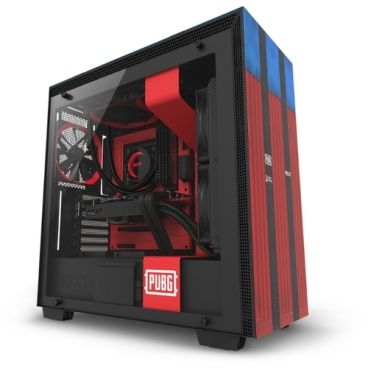 Компьютерный корпус NZXT H700 PUBG Limited Edition