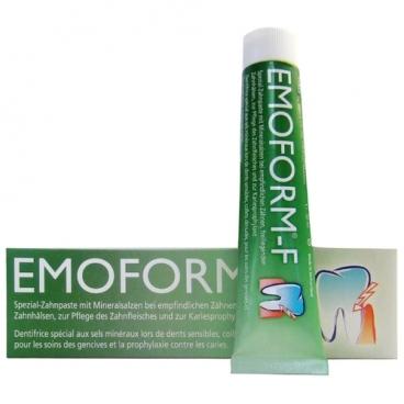 Зубная паста Dr. Wild Эмоформ-Ф, мята