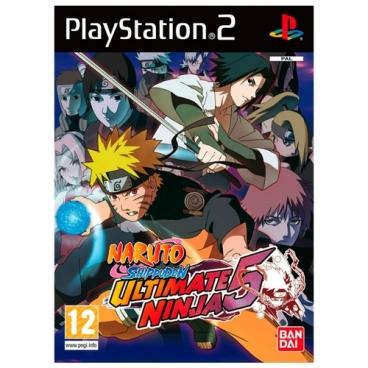 Naruto Shippuden: Ultimate Ninja 5